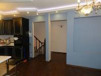 Кухонная зона на втором этаже