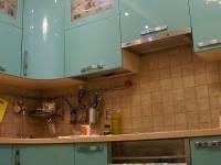 Новенькая кухня