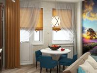 Дизайн-проект квартиры г. Климовск